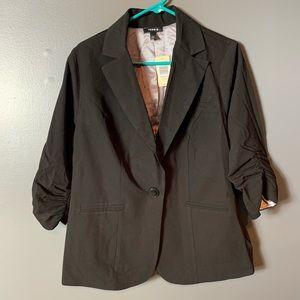 Black Torrid jacket